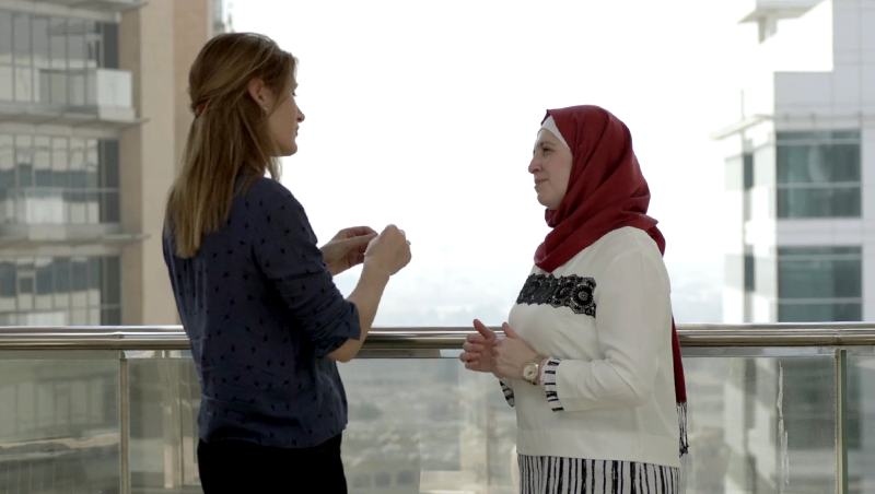 Watch Sahar's Coaching Story